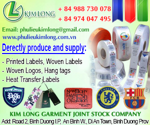 Kim Long Garment Joint Stock Company